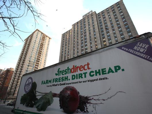 Traduction d'un article de Bloomberg sur Amazon et les courses alimentaires