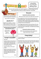 TatH - 09.05.2021 - Lectionary Based Res