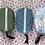 Thumbnail: Make-up pung av en gammel fransk tekstil
