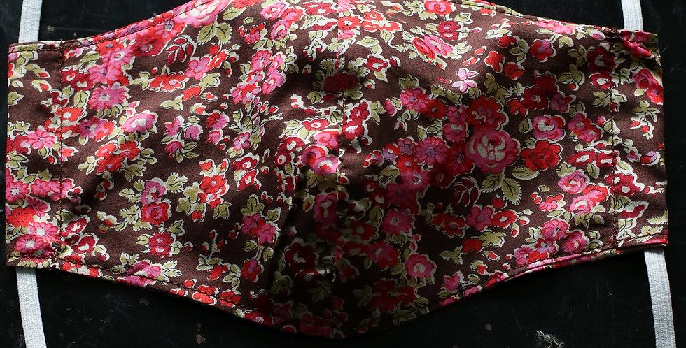 Munnbind av Liberty tekstil