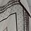 Thumbnail: Vintage Dior silke voile skjerf