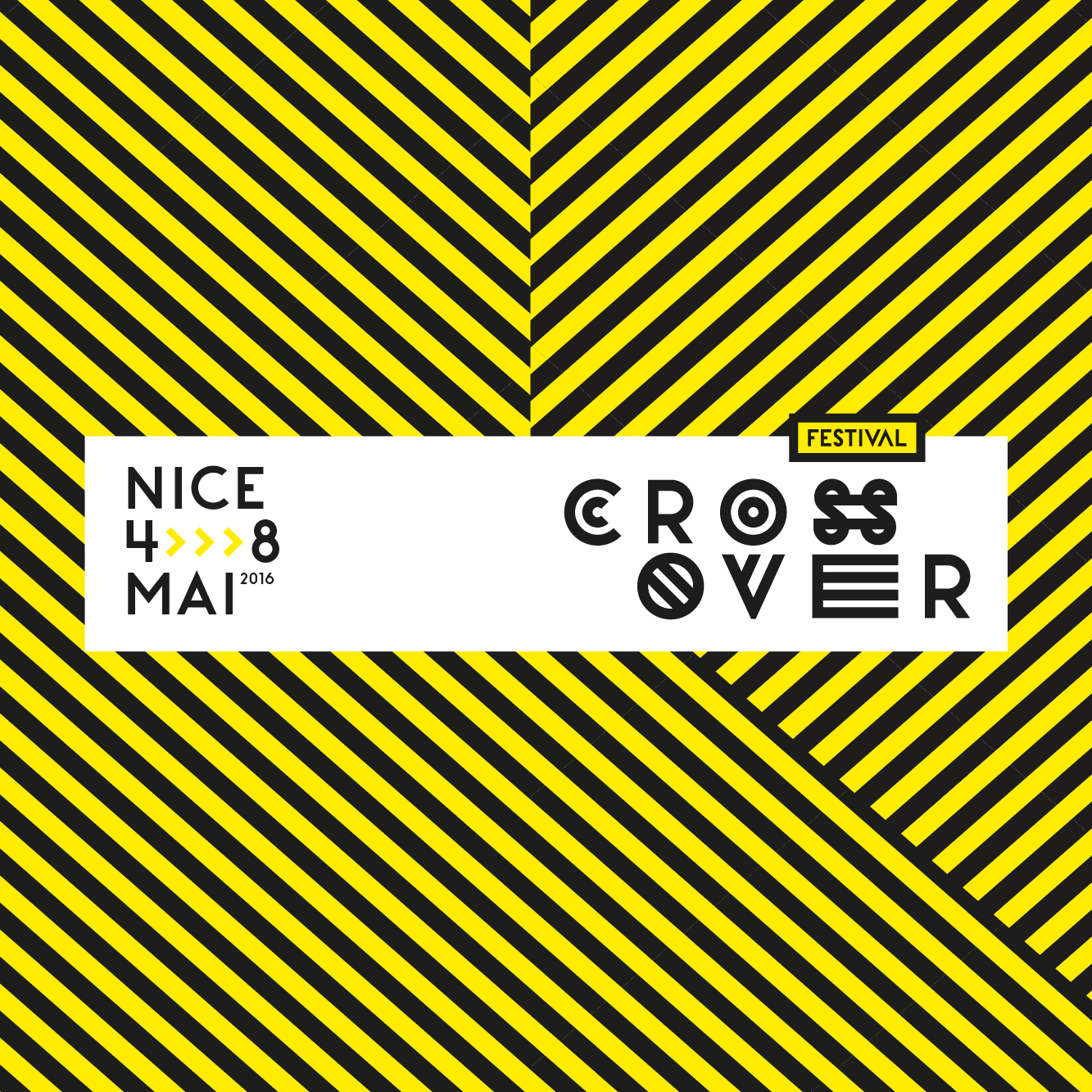 Festival CROSSOVER Nice 2016.