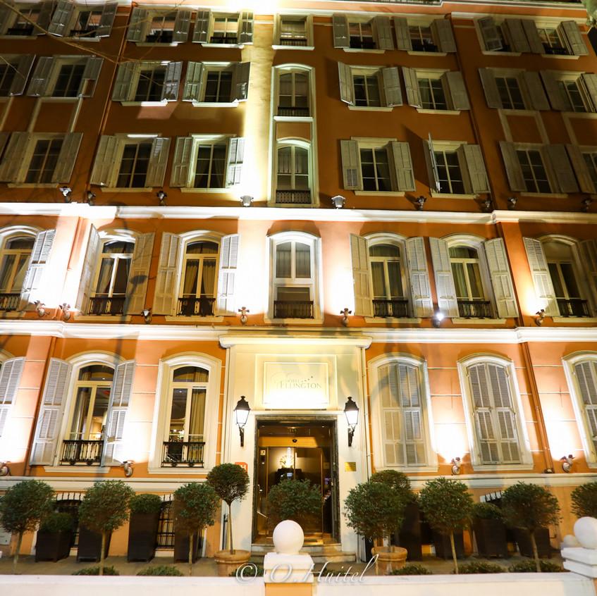 L'hôtel Ellington