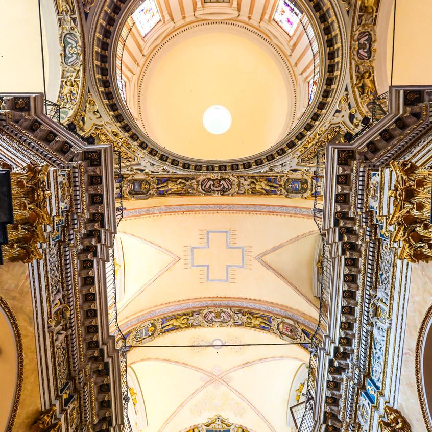 La Cathédrale Sainte Réparate, Nice.