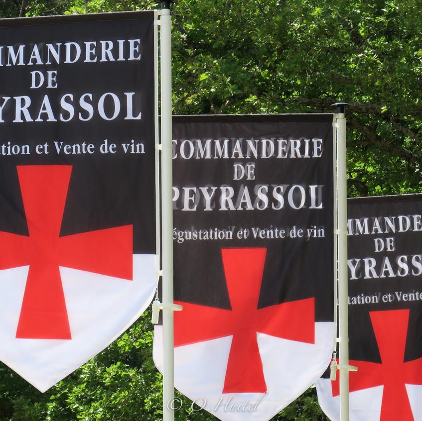 La Commanderie de Peyrassol.