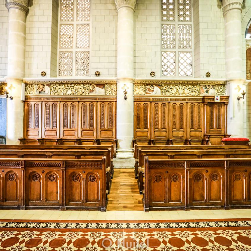 Chapelle de l'Immaculée Conception.