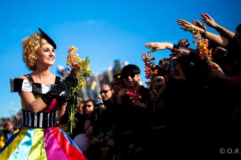 Bataille de Fleurs à Nice.