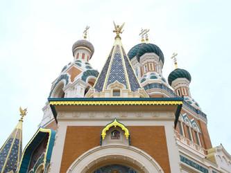 La Cathédrale russe de Nice restaurée