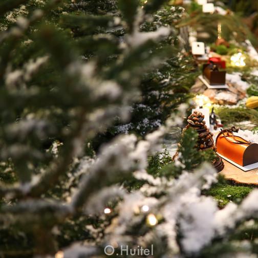 Bûches de Noël LAC