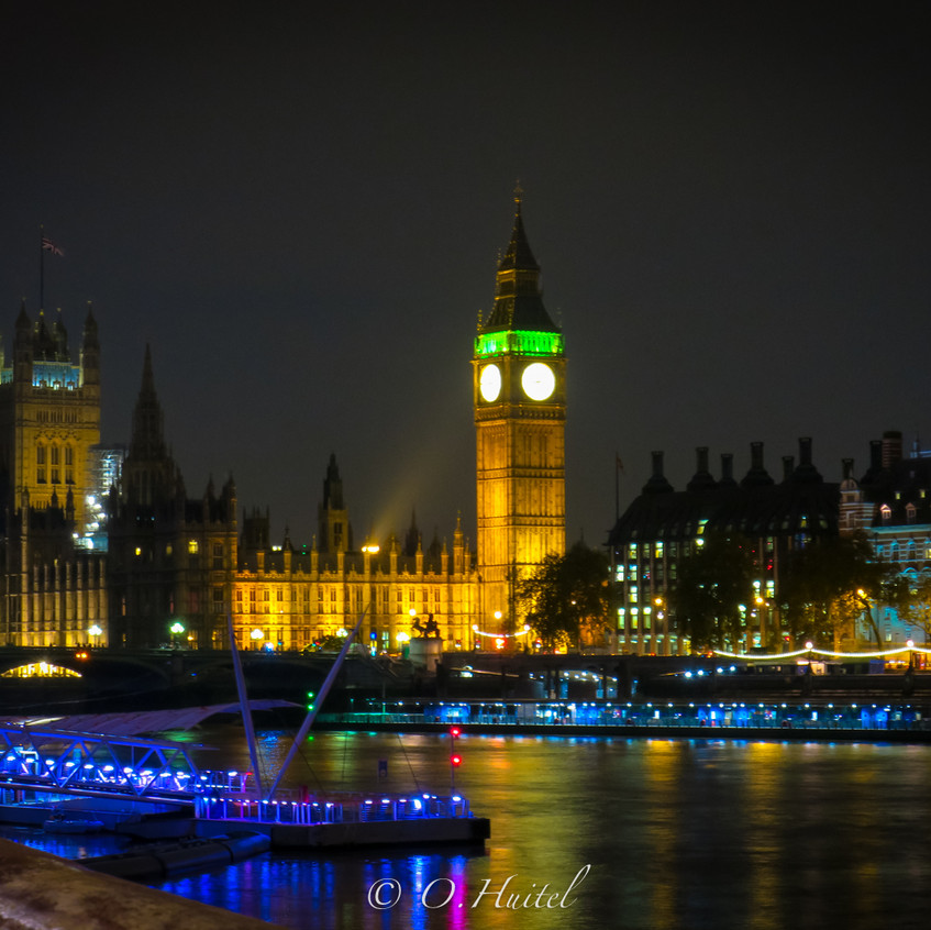 Big Ben. Photo © Olivier Huitel.