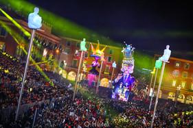 Carnaval de Nice 2020.