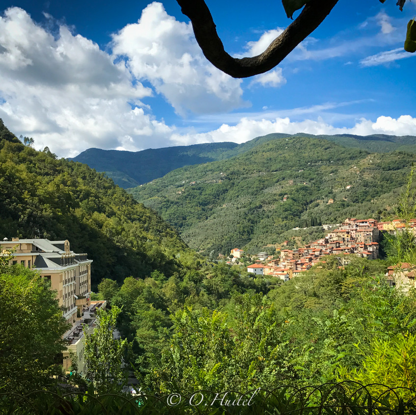 Trattoria Ristorante Terme, Pigna_