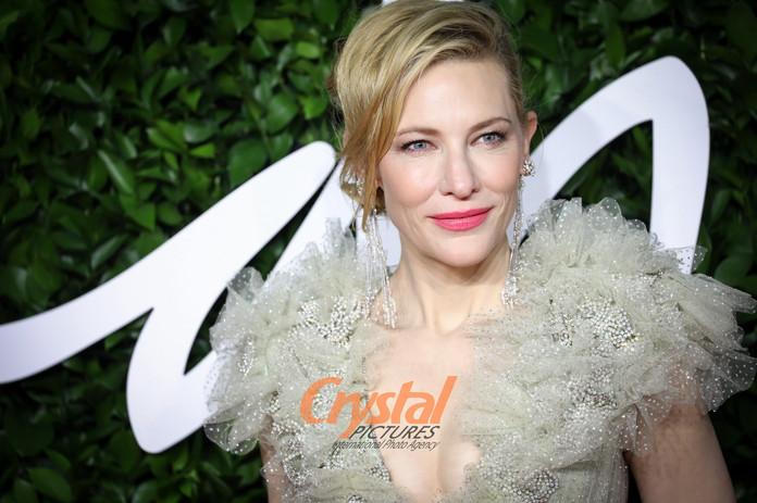 Cate Blanchett, Fashion Awards, Londres.
