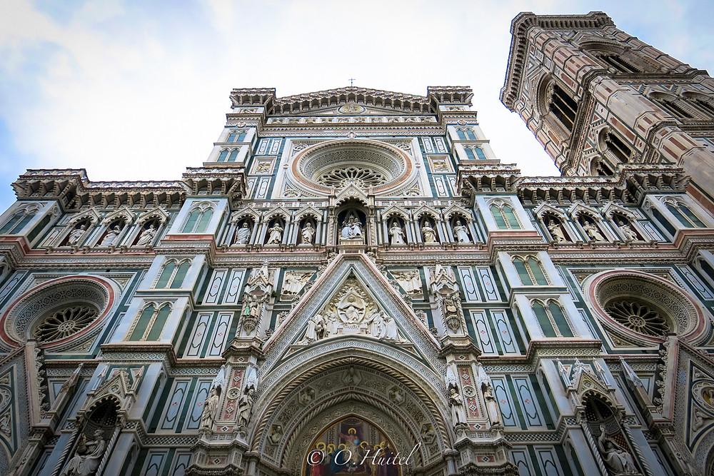 Cathédrale Santa Maria del Fiore. Photo © Olivier Huitel.
