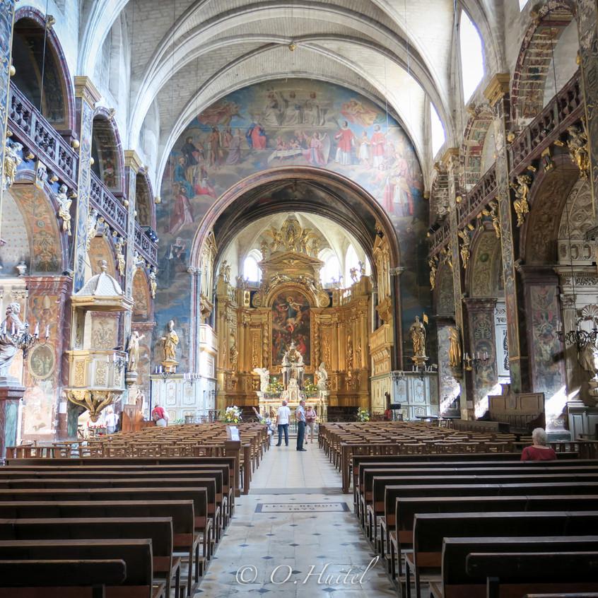 Eglise de L'Isle sur la Sorgue_