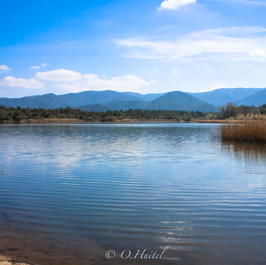 Le Lac des Escarcets. Photo © Olivier Huitel.