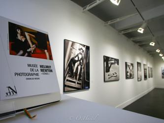 Helmut Newton, 'icône' du nouveau musée de la photo de Nice
