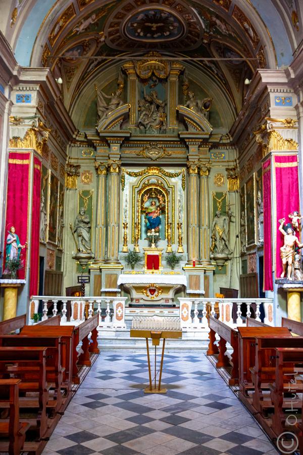 Oratoire San Sebastiano.