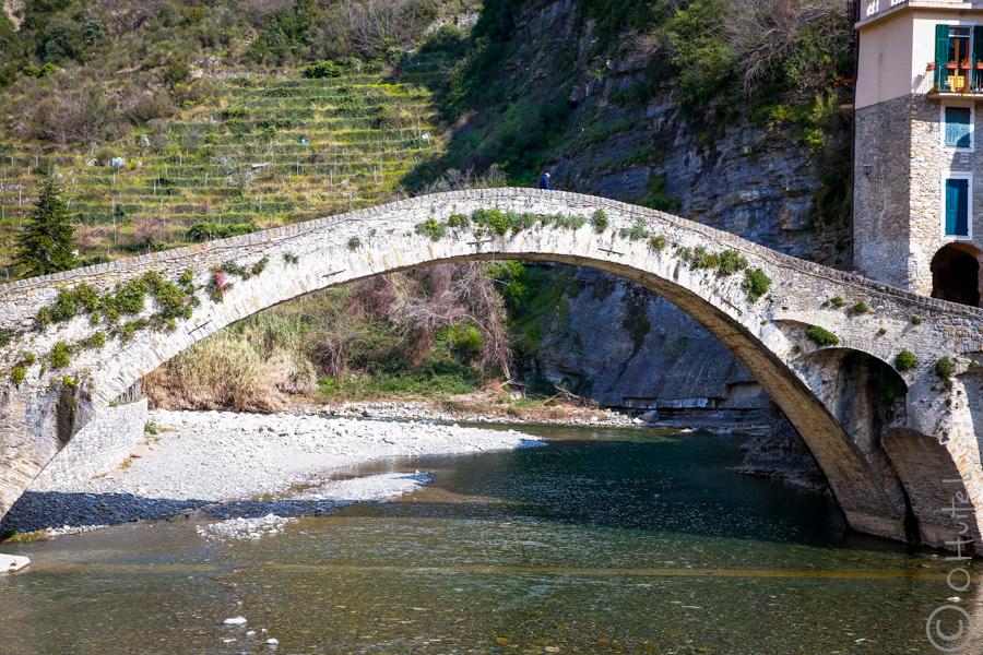 Ponte Vecchio de Dolceacqua.