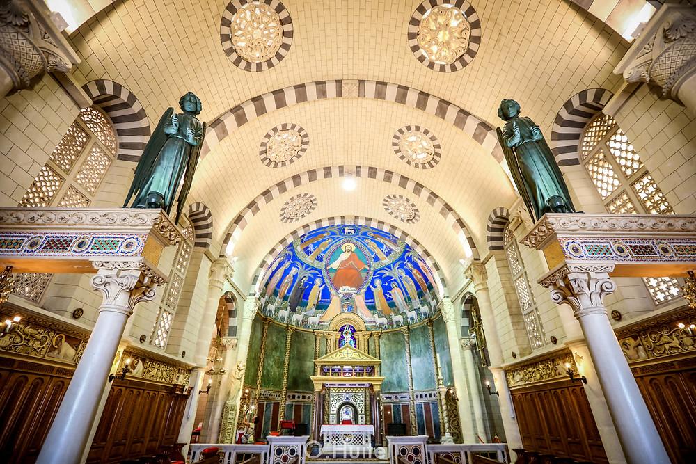 Chapelle Notre Dame de l'Immaculée Conception, Nice.
