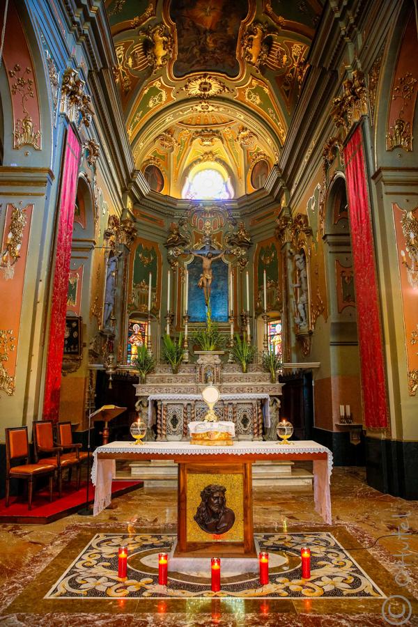 Eglise Saint Antoine abbé.