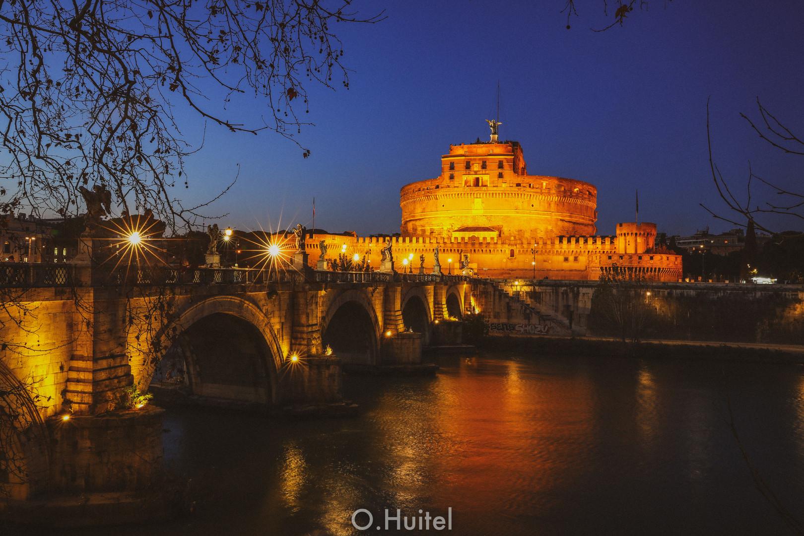 Castel Sant'Angelo. Roma.