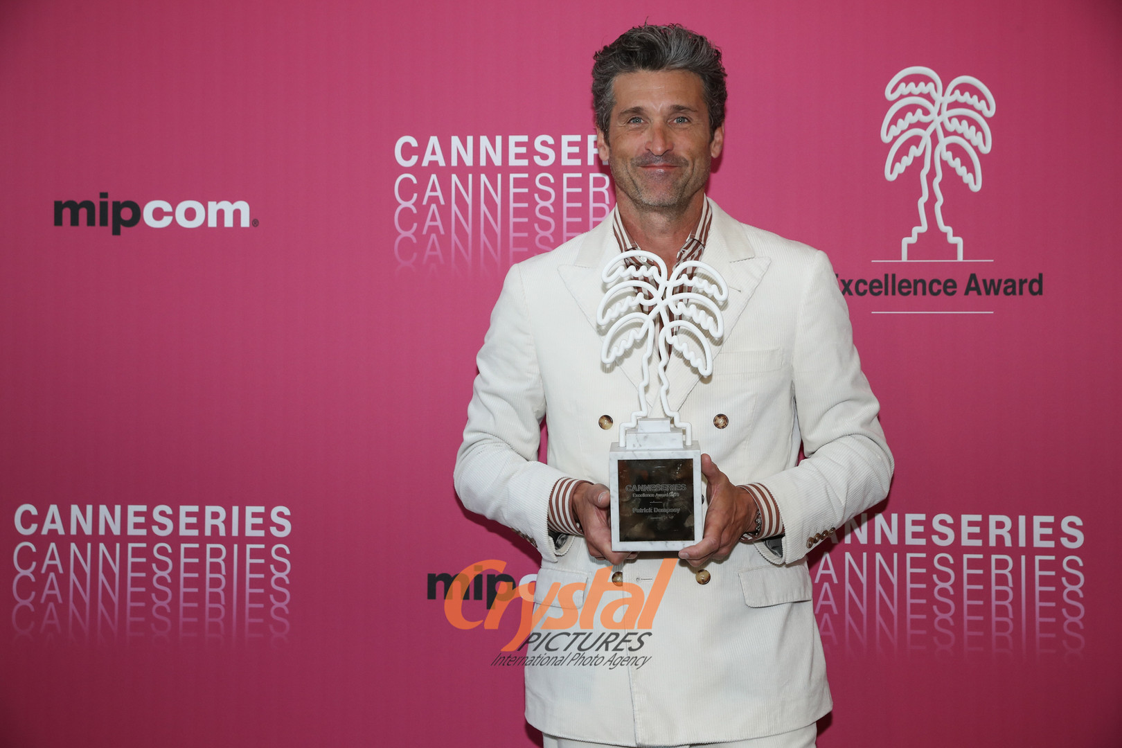Patrick Dempsey, CANNESERIES.