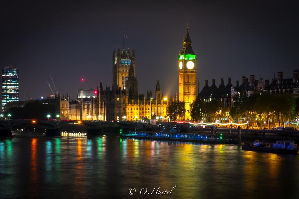 Big Ben, Londres. Photo © Olivier Huitel.