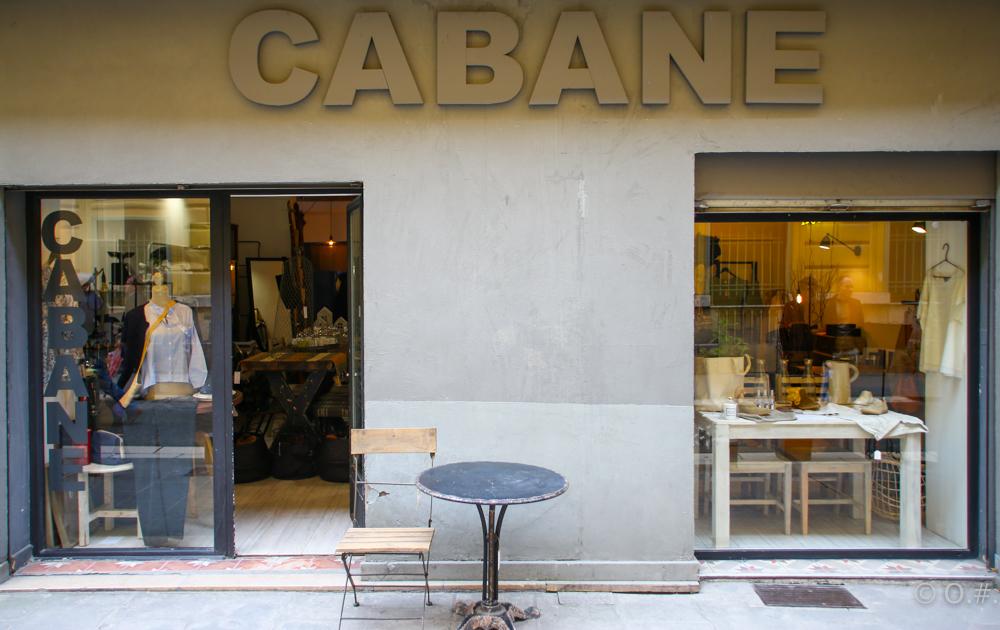 CABANE dans le Vieux Nice