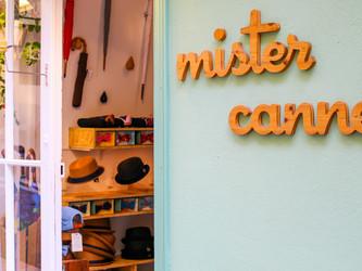 Mister Canne : l'élégance du détail