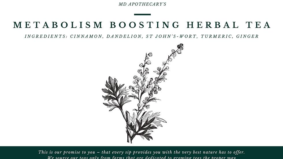 Metabolism Boosting HerbalTea