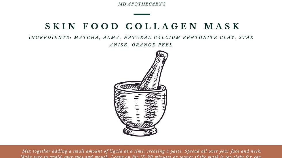 Skin Food Collagen Mask