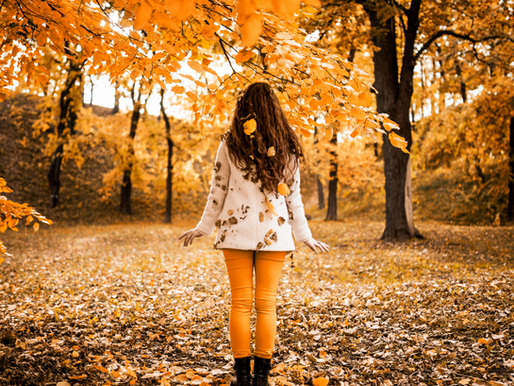 10 Autumn Self Care Ideas for Mindfulness