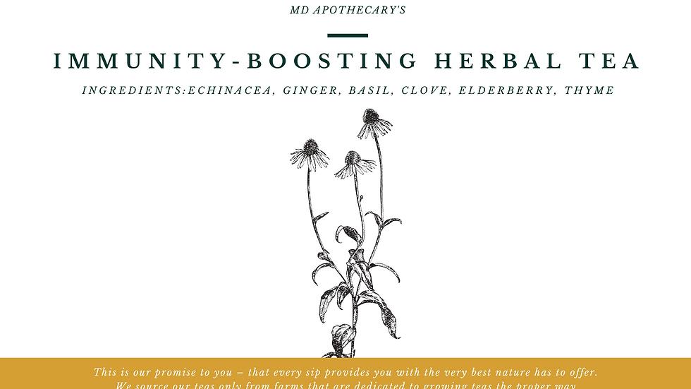 Immunity-Boosting Herbal Tea