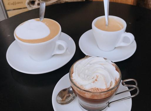Italian Coffee Shops 101