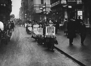 Honoring The 100 Years Of Women's Suffrage