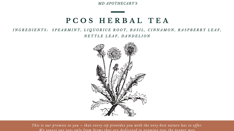 PCOS Herbal Tea