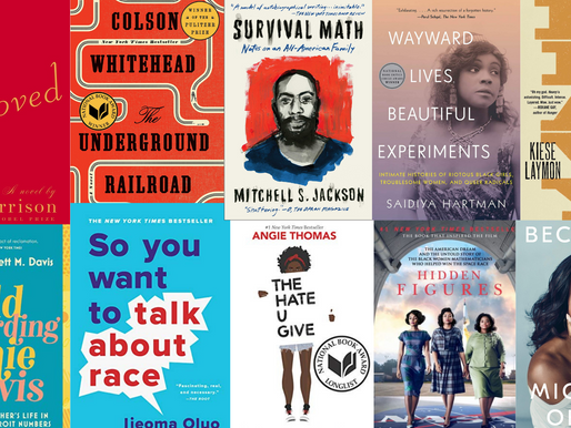 Books to Read for Black History Month