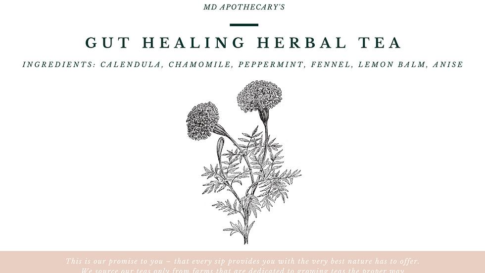Gut Healing Herbal Tea