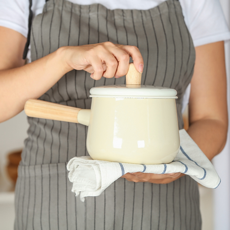 Why Switching To Non-Toxic Cookware To Protect Your Health