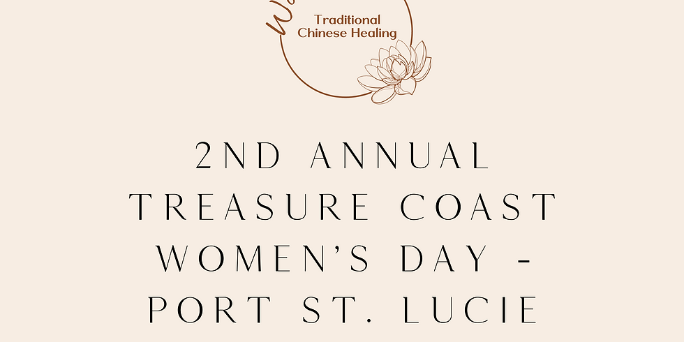 2nd Annual Treasure Coast Women's Day