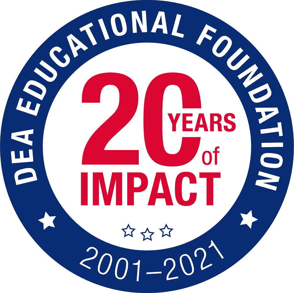 DEA Educational Foundation 20 Years of Impact image