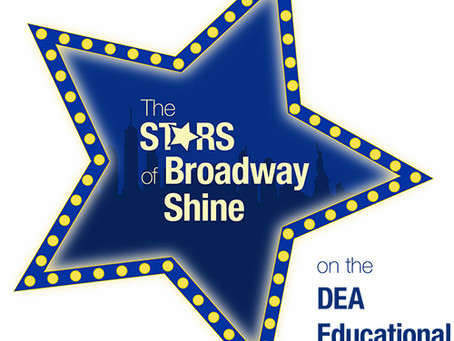 THE STARS OF BROADWAY SHINE ON THE DEAEF