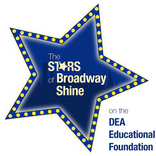 The Stars of Broadway Shine on the DEA Educational Foundation image