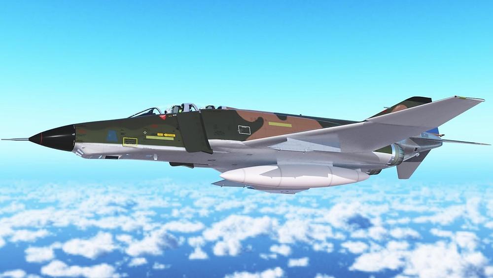 McDonnell Douglas RF-4C Phantom
