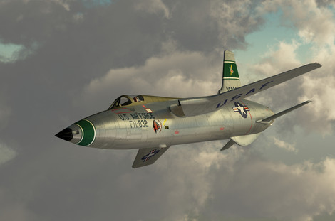 F-105 Thunderchief