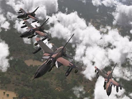 Republic F-105D Thunderchief: A Work In Progress