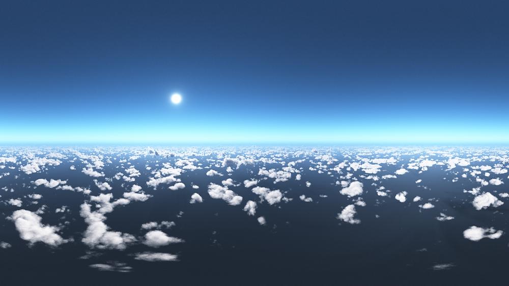 360 degree panoramic HDR image