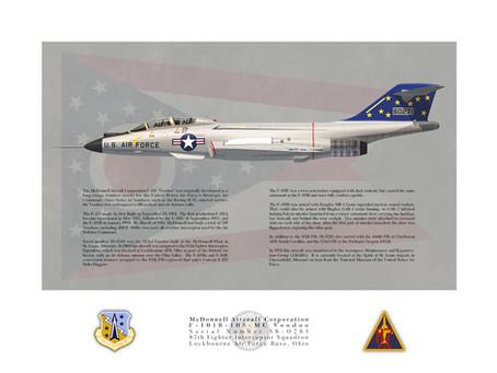 New F-101 Voodoo Print!