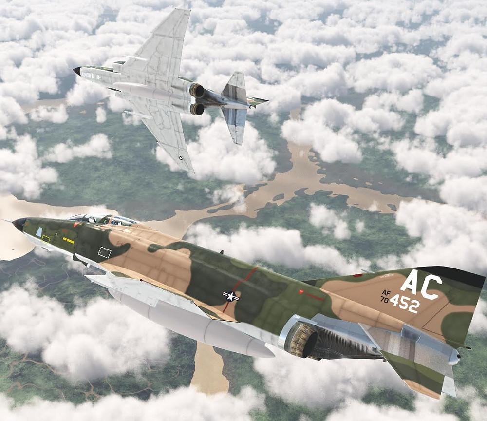 12th TRS RF-4C Phantoms